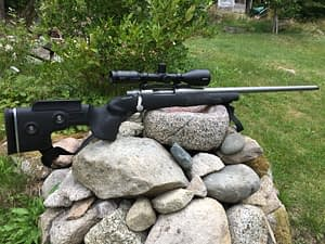 Remington 700 .26 Nosler